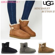 関税負担なし!☆UGG☆ MINI BAILEY BUTTON Ⅱ