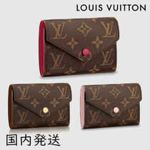 Louis Vuitton(ルイヴィトン) 折りたたみ財布 国内発送/ Louis Vuitton/ ポルトフォイユ・ヴィクトリーヌ