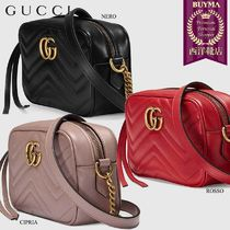 【正規品保証】GUCCI★18秋冬★GG ARMONT MATELASSE MINI BAG