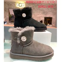 関税負担なし!☆UGG☆ MINI BAILEY BUTTON BLING Ⅱ