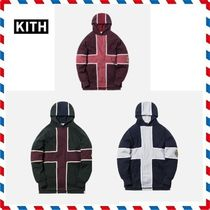 18AW新作◆KITH NYC◆KITH HOODED RUGBYパーカー