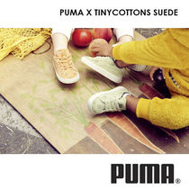 PUMA X TINYCOTTONS Suede   キッズ・スエード・スニーカー