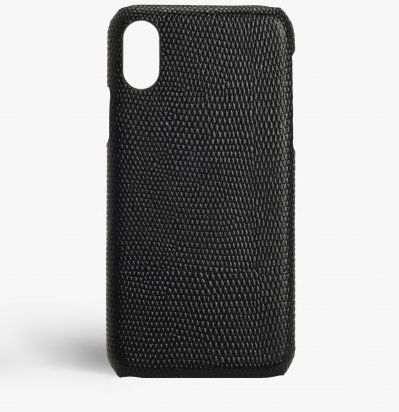 THE CASE FACTORY スマホケース・テックアクセサリー 関税送料込☆THE CASEFACTORY☆IPHONE XR LIZARD BLACK(2)