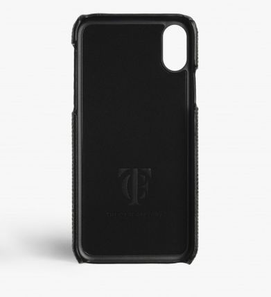 THE CASE FACTORY スマホケース・テックアクセサリー 関税送料込☆THE CASEFACTORY☆IPHONE XR LIZARD BLACK(3)