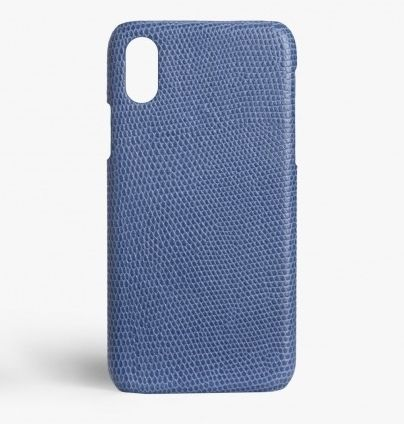 THE CASE FACTORY スマホケース・テックアクセサリー 関税送料込☆THE CASEFACTORY☆IPHONE XR LIZARD DENIM(2)