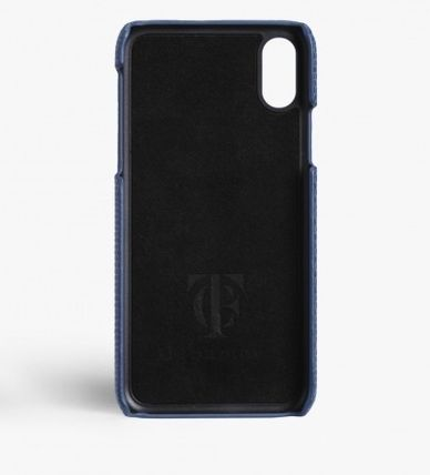 THE CASE FACTORY スマホケース・テックアクセサリー 関税送料込☆THE CASEFACTORY☆IPHONE XR LIZARD DENIM(3)