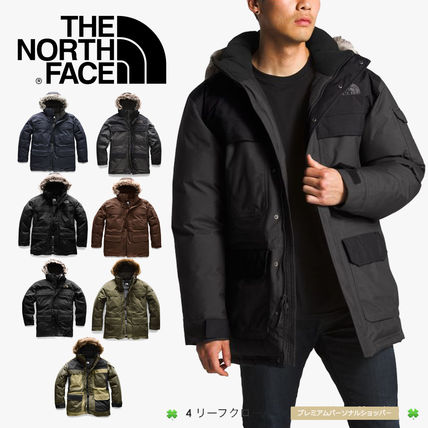 新作!★THE NORTH FACE★MEN'S MCMURDO PARKA III