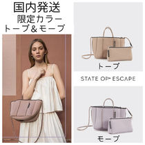 State of Escape(ステイトオブエスケープ) トートバッグ 《コラボ限定2色》日本未入荷/ State of Escape/プチGuise Tote