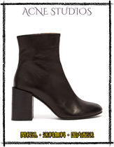 Acne(アクネ)18-19AW【関税込】Saul leather ankle boots