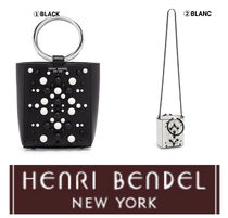 【HENRI BENDEL】大人気●MARQUIS MICRO DOTTED TOTE