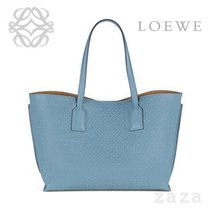 LOEWE★ロエベ T Shopper Bag Stone Blue