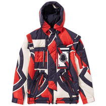 MonclerxCraig Green Patchwork Laplace Hooded Jacket