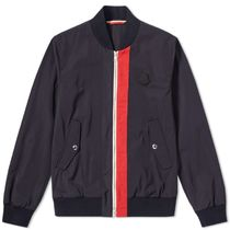 Moncler Tricolour Placket Joey Bomber Jacket