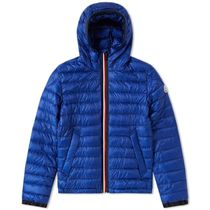 Moncler Morvan Double Zip Tricolour Placket Jacket
