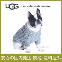 【国内発送】Pet Cable Knit Sweaterセール