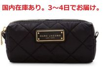 【MARC JACOBS】化粧・コスメポーチ☆国内発送☆