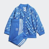 《日本未入荷》adidas kids☆I M TREFOIL SUPERSTAR 上下セット