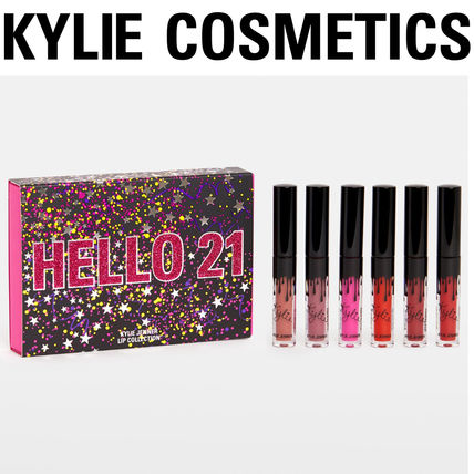 ★KYLIE COSMETICS★BIRTHDAY | HELLO 21 MINI LIP SET