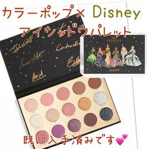 アイシャドウパレットDisney and Colourpop Collection