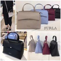 新作!!【FURLA】2018秋冬 NIKI Leather Bag☆Sサイズ☆2WAY