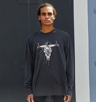 ALCHEMIST(アルケミスト) Tシャツ・カットソー 【関税送料込み】アルケミストTOMBSTONE DISTRESSED LONG SLEEVE