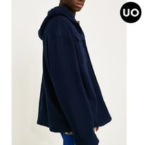☆Urban Outfitters☆フリース フード  パーカー