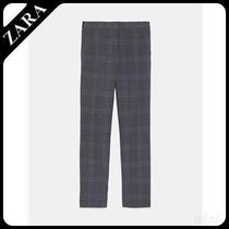 ★ZARA★ザラ  CHECKED JOGGING TROUSERS