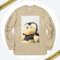 18AW /Supreme Mike Kelley Ahh…Youth! L/S Tee ロンT Clay
