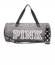 PINK Victoria's Secret Duffel Bag ジムバック ボトル SET