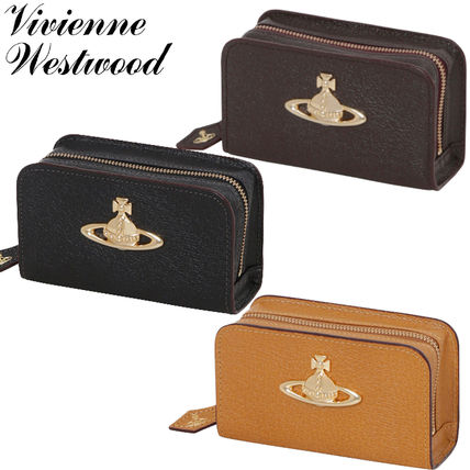 【Vivienne Westwood】EXECUTIVE ラウンドファスナーポーチ 3色