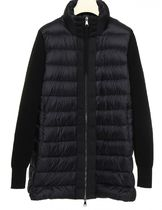 MONCLER 18/19 FW新作 Down Jacket Styled Sweater