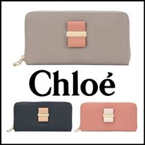 送料込★SEE BY CHLOE Rosita Smart Zip 長財布♪