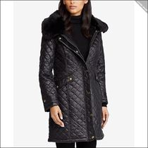 【Ralph Lauren】Diamond Quilted Coat