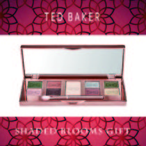 TED BAKER(テッドベーカー) アイメイク TED BAKER ☆ Shaded Blooms  アイシャドウパレット ☆ギフト☆