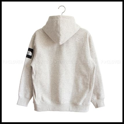 THE NORTH FACE パーカー・フーディ 国内発送★THE NORTH FACE SQUARE LOGO FULL-ZIP HOODIE★3色(11)