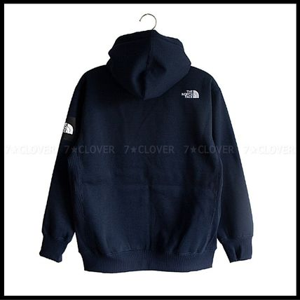 THE NORTH FACE パーカー・フーディ 国内発送★THE NORTH FACE SQUARE LOGO FULL-ZIP HOODIE★3色(13)