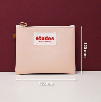 SECOND MANSION ポーチ 韓国 【SECOND MANSION】etudes TWOTONE POUCH_S 4種(7)