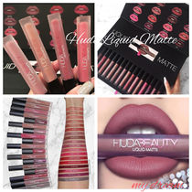 HUDA BEAUTY★Liquid Matte Lipstick★全26色