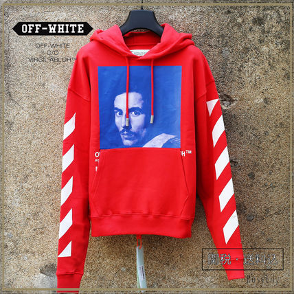 関税/送料込◆2018AW◆RED BERNINI パーカー◆Off-White