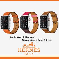 ★【HERMES】Apple Watchベルト Single Tour 40mm★