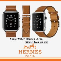 ★【HERMES】Apple Watchベルト Single Tour 42mm★