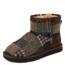 UGG 1013552 CLASSIC MINI PATCHWORK f17aw1013552