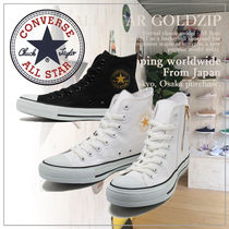 【CONVERSE】コンバース ALL STAR GOLDZIP HI