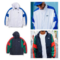 FTC(エフティーシー) アウターその他 事前確認必須!!FTC COLOR BLOCKED NYLON TRACK JACKET