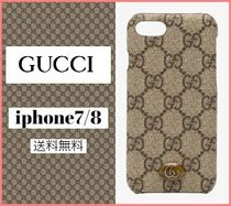 [ GUCCI(グッチ) ]Ophidia iPhone 7/8 ケース