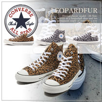 【CONVERSE】コンバース ALL STAR 100 LEOPARDFUR OX/HI