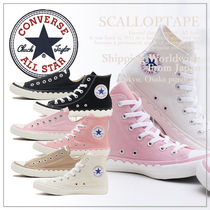 【CONVERSE】コンバース ALL STAR SCALLOPTAPE OX/HI