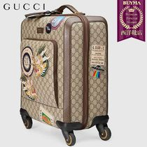 【正規品保証】GUCCI★18秋冬★COURRIER GG SUPREME CARRY-ON