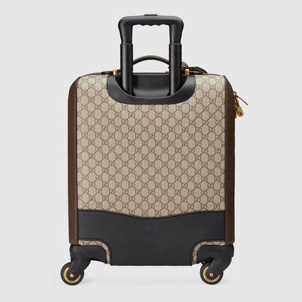 GUCCI スーツケース 【正規品保証】GUCCI★18秋冬★COURRIER GG SUPREME CARRY-ON(5)