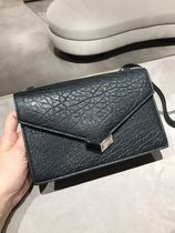 SALE!!【JIMMY CHOO】LEILA Grainy Leather Crossbody